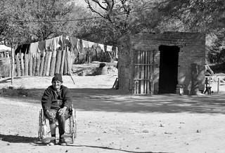 Argentina. Santiago del Estero. Suncho Corral.