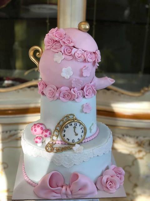 Cake by Taartdecomariam Schiedam