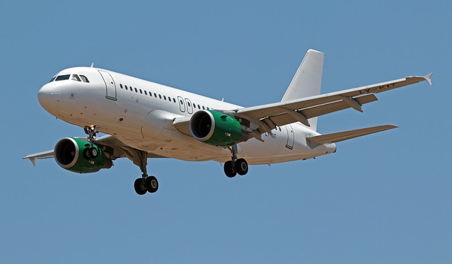 LY-KIT LMML 26-06-2019 GetJet Airlines Airbus A319-112 CN 4663