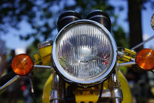 Vintage Ducati in detail, Pt. II