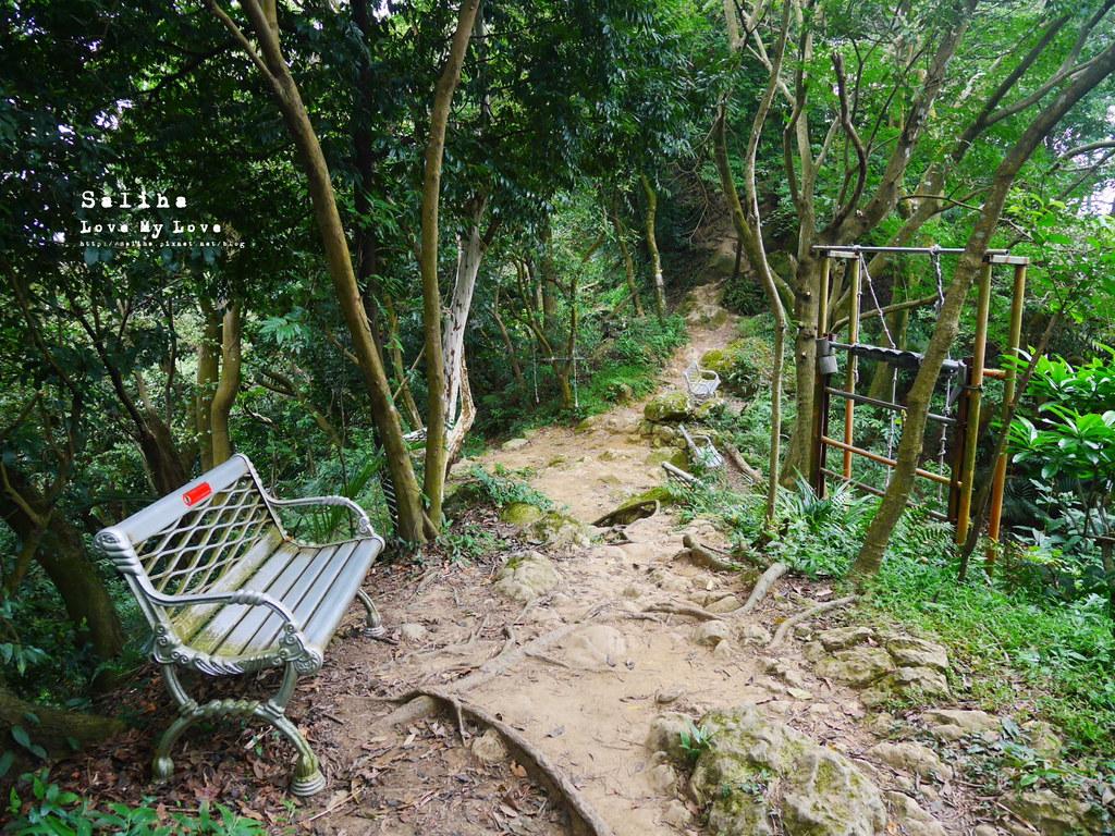 三峽藍染公園附近景點鴛山福德坑山爬山登山步道 (3)