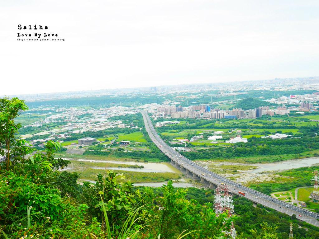 三峽老街附近必玩好拍絕美景點鴛山 好走踏青登山cp值高觀景台 (3)
