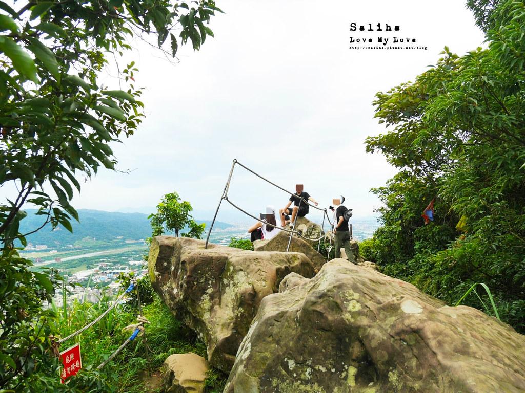 三峽老街附近必玩好拍絕美景點鴛山 好走踏青登山cp值高觀景台 (1)