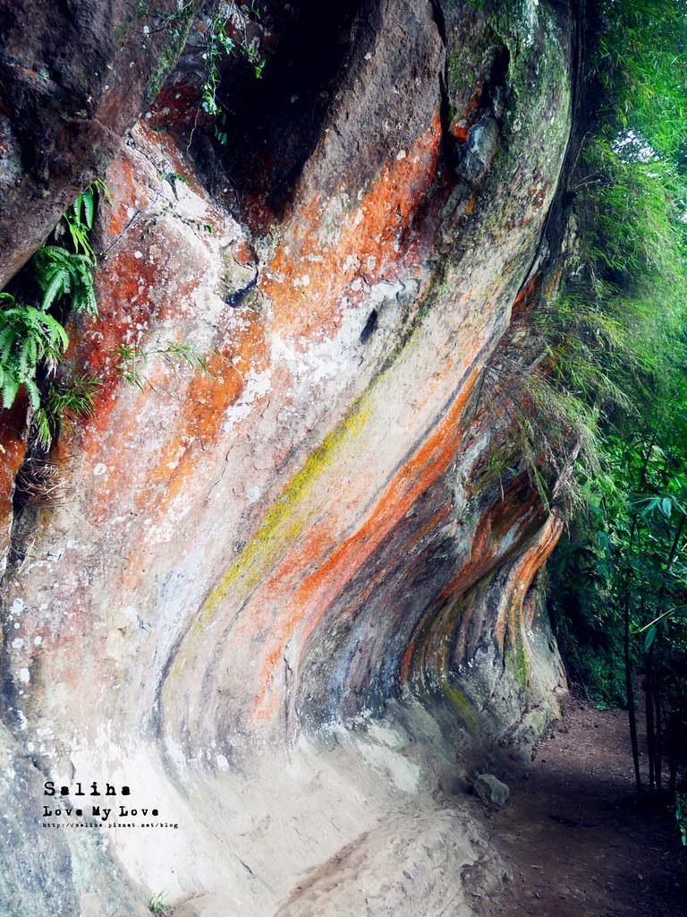 新北三峽隱藏版必玩秘境景點推薦彩壁岩 (2)