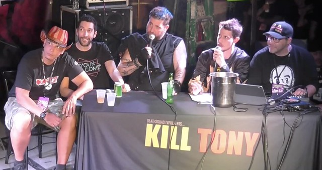 KILL TONY #371 – SKANKFEST #1