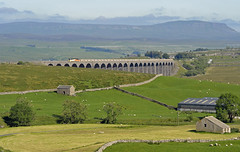 More stone over Ribblehead