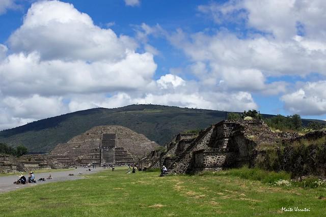 Teotihuacán, Edomex, México, 10-2018. 192AB710-A8EB-4164-821E-978CF4120236