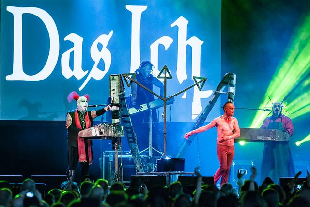 Das Ich @ Wave Gotik Treffen, Leipzig Germany, 06/07/2019