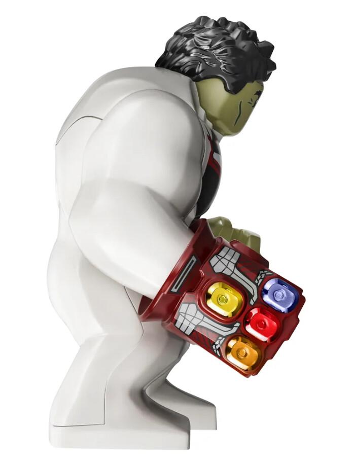 「救援裝甲」人偶必收呀~ LEGO 76144《復仇者聯盟:終局之戰》浩克直昇機空投 Hulk Helicopter Drop