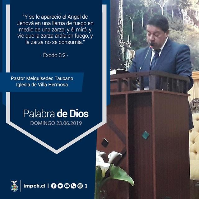 Palabra de Dios   23.06.2019