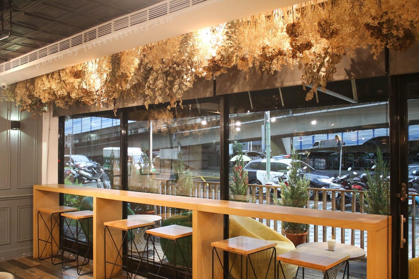 Amandier Cafe 港式套餐均一價360元,在咖啡廳吃港式點心、喝咖啡吃甜點!【捷運忠孝新生】 雅蒙蒂咖啡/ 雅蒙蒂創意飲食 @J&A的旅行