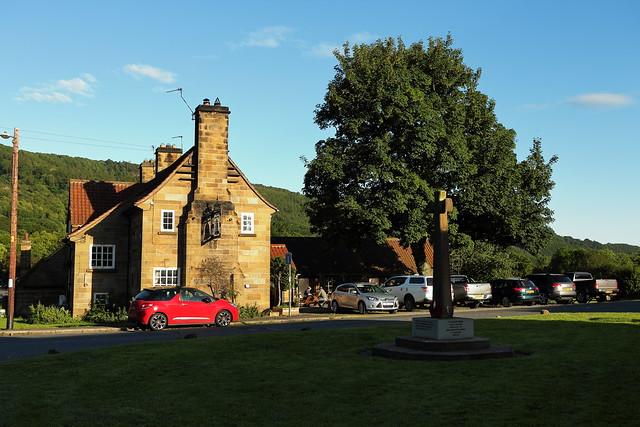 Ingleby Cross & Blue Bell Inn