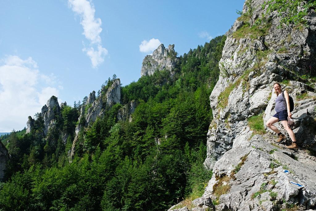 June 2019: Sokolie, Little Fatra, Slovakia