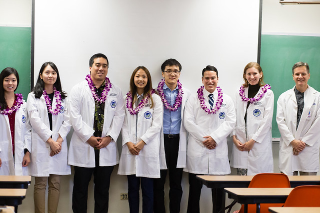 The newest doctors in Hawaii begin the hardest years of