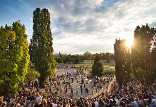 Fete de la Musique im Mauerpark 2019