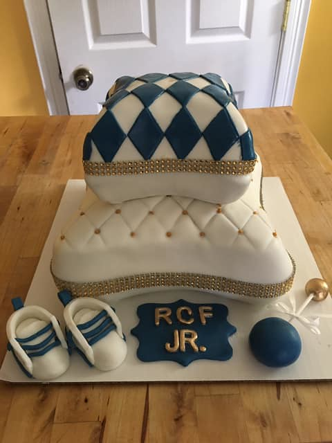 Cake by DSK Cakes