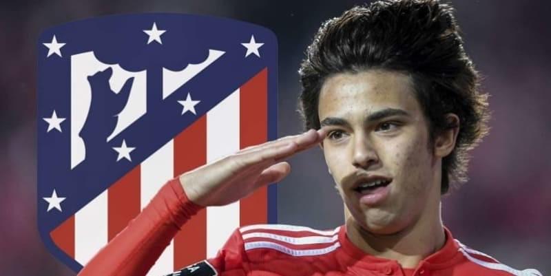Benfica Sepakati Biaya Transfer Joao Felix 126 juta uero ke Atletico Madrid