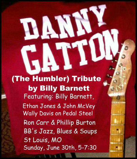 Billy Barnett Gatton Tribute 6-30-19