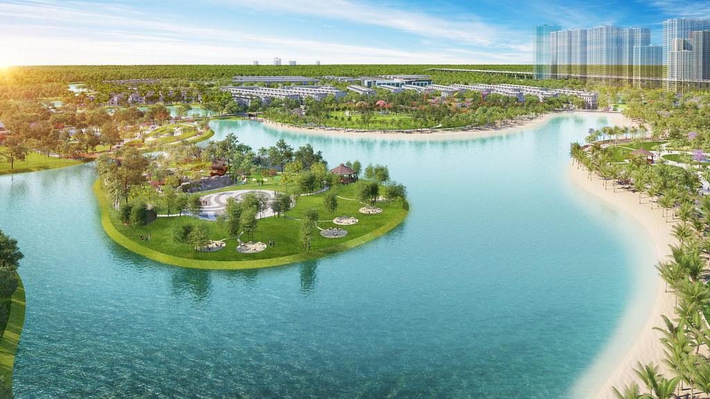 Phối cảnh dự án Vinhomes Grand Park Quận 9 5