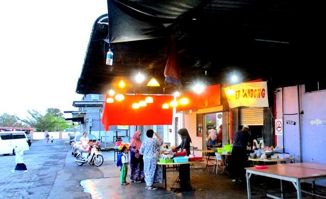 Bandong shop/stall