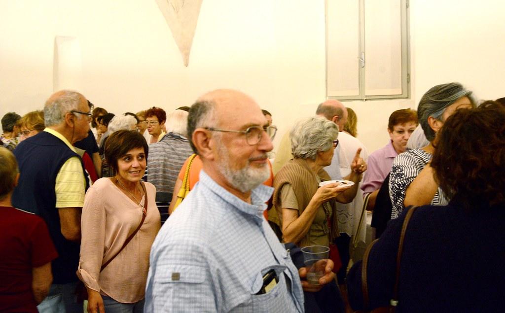 CHIUSURA DELL'ANNO ACCADEMICO PER L'UNIVERSITA' DEL TEMPO LIBERO 2018-2019 12 GIUGNO 2019 Foto A. Artusa