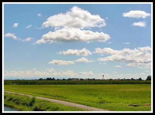 bertolesiclaudiophotos claudiobertolesi claudiobertolesiphotos claudiobertolesifotografia campagna europe europa fotoclaudiobertolesi italy italia landscape lombardia natura nature nubi nuvole nuvola orizzonti orizzonte paesaggio panasonic panasonicdmctz18 panorama azzurro 2014 ilboscaccio gaggiano