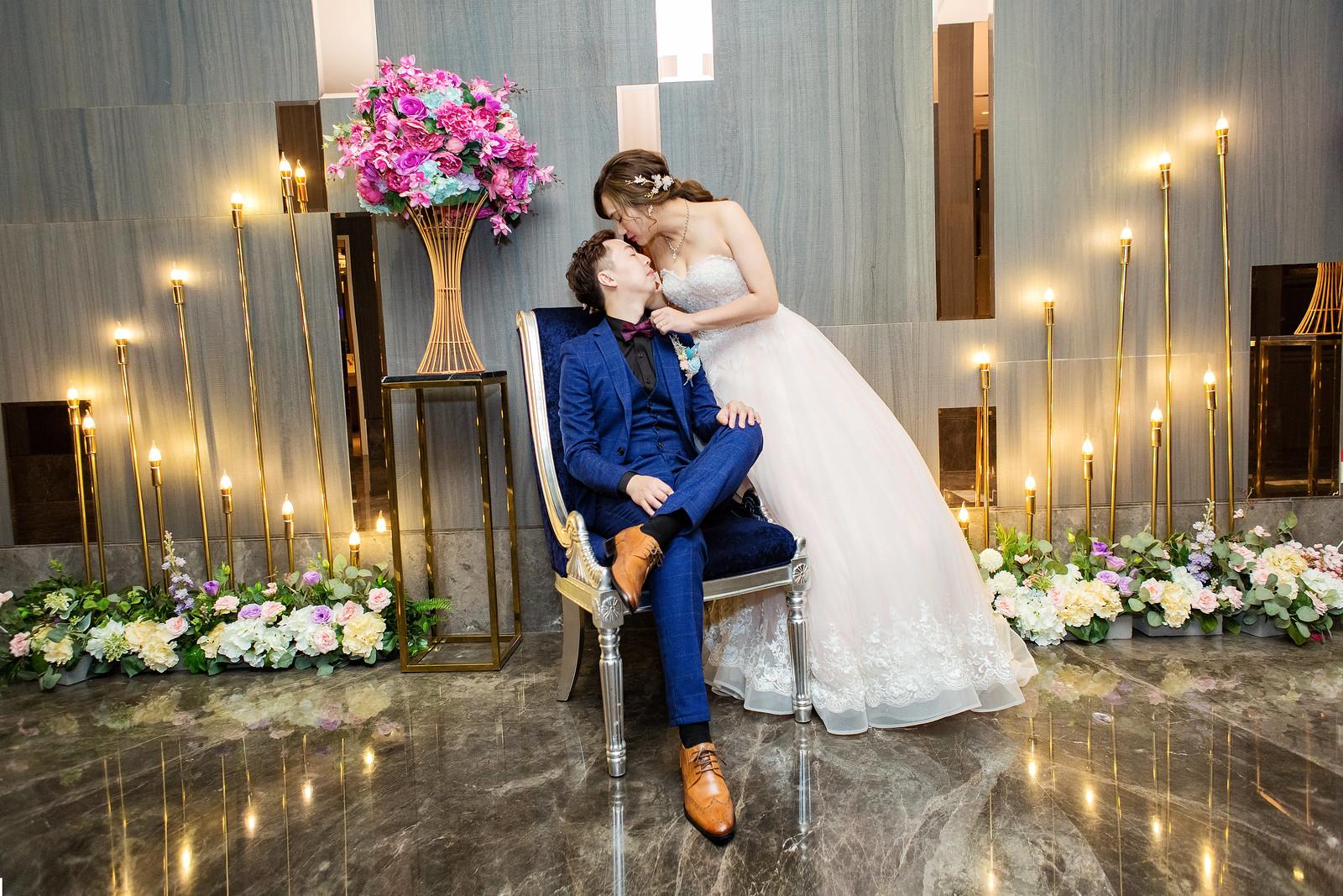 [婚攝] 恒嘉 & 盈今 台南夢時代雅悅會館搶先看 | 儀式宴客| 婚禮紀錄