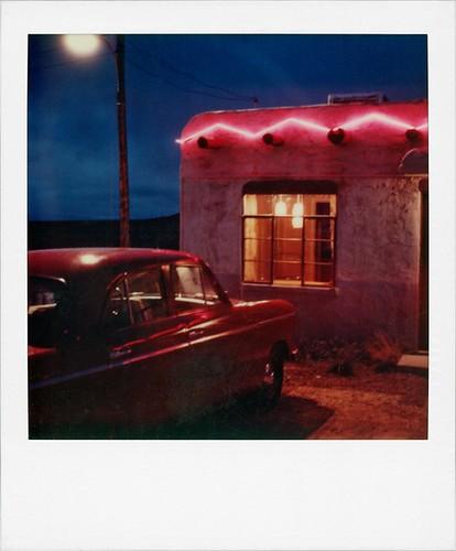 Robby Müller, Santa Fe, Mexico, 1985.