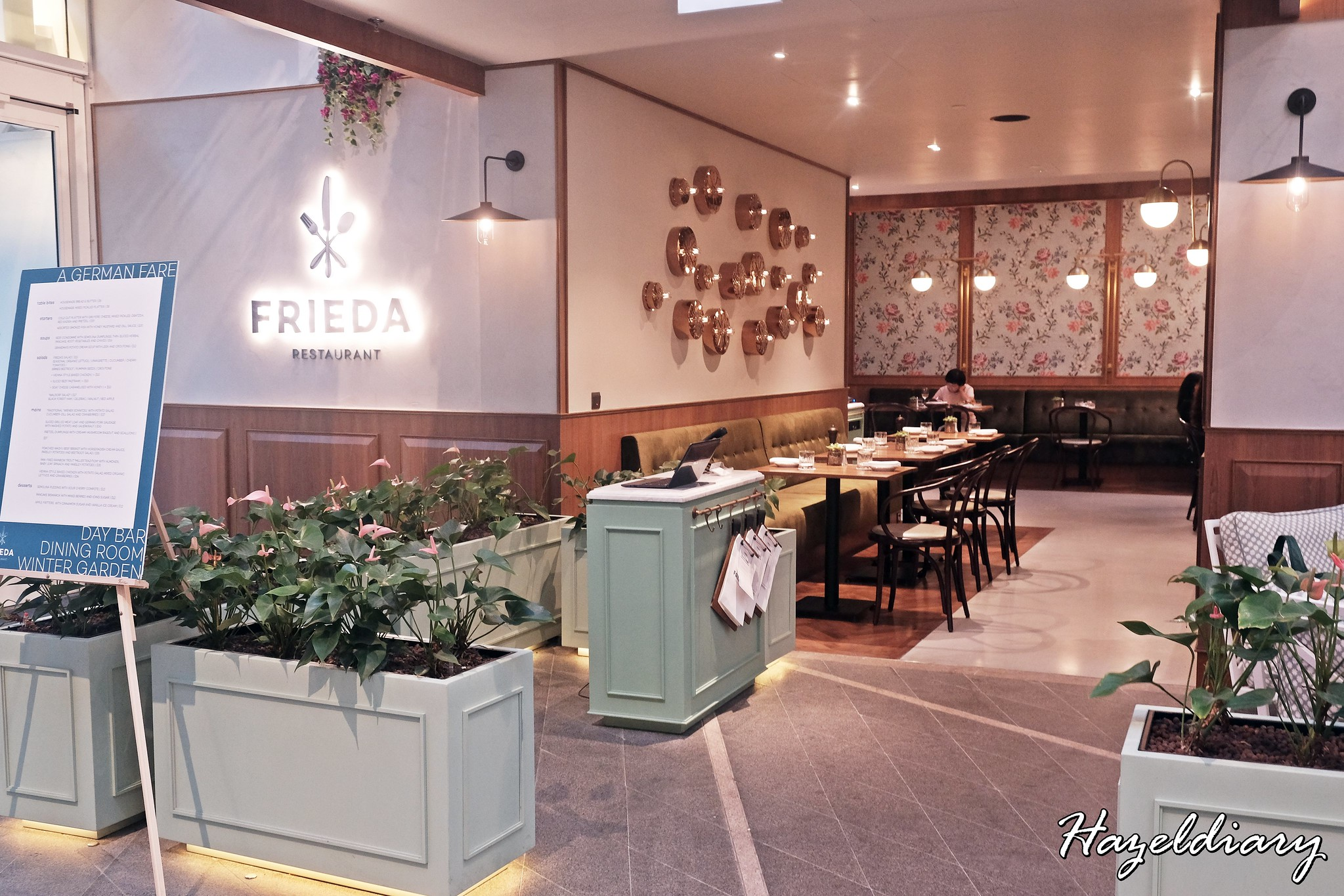[SG EATS] Frieda Restaurant- German Restaurant At Arcade @ The Capitol Kempinski Singapore