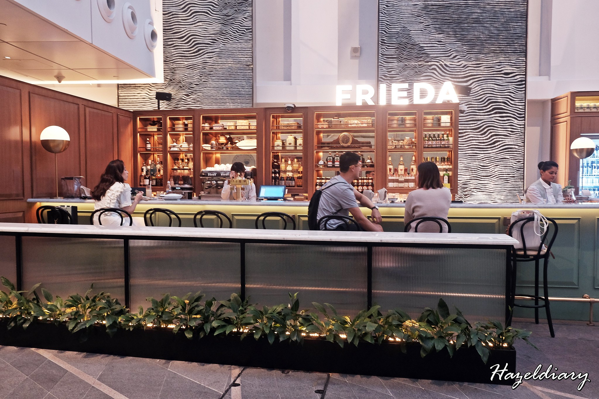 Frieda Restaurant and Bar