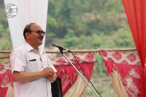 SNM Zonal Incharge PS Chaudhary from Uttarakhand