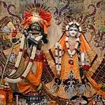 Hare Krishna Temple Ahmedabad Deity Darshan 27 June 2019