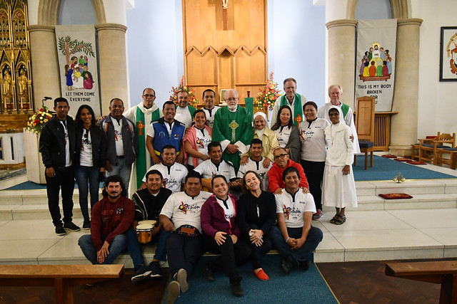 Ecuador Partnership Mass and BBQ