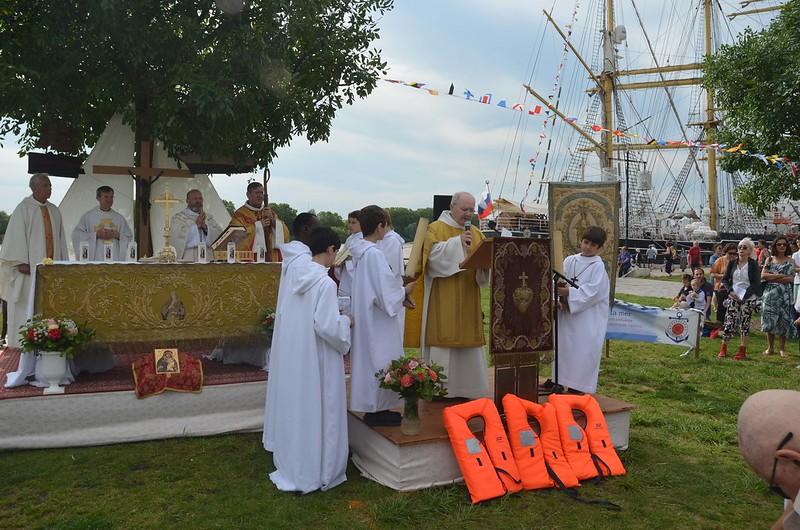 Messe pour les équipages - 23 juin 2019