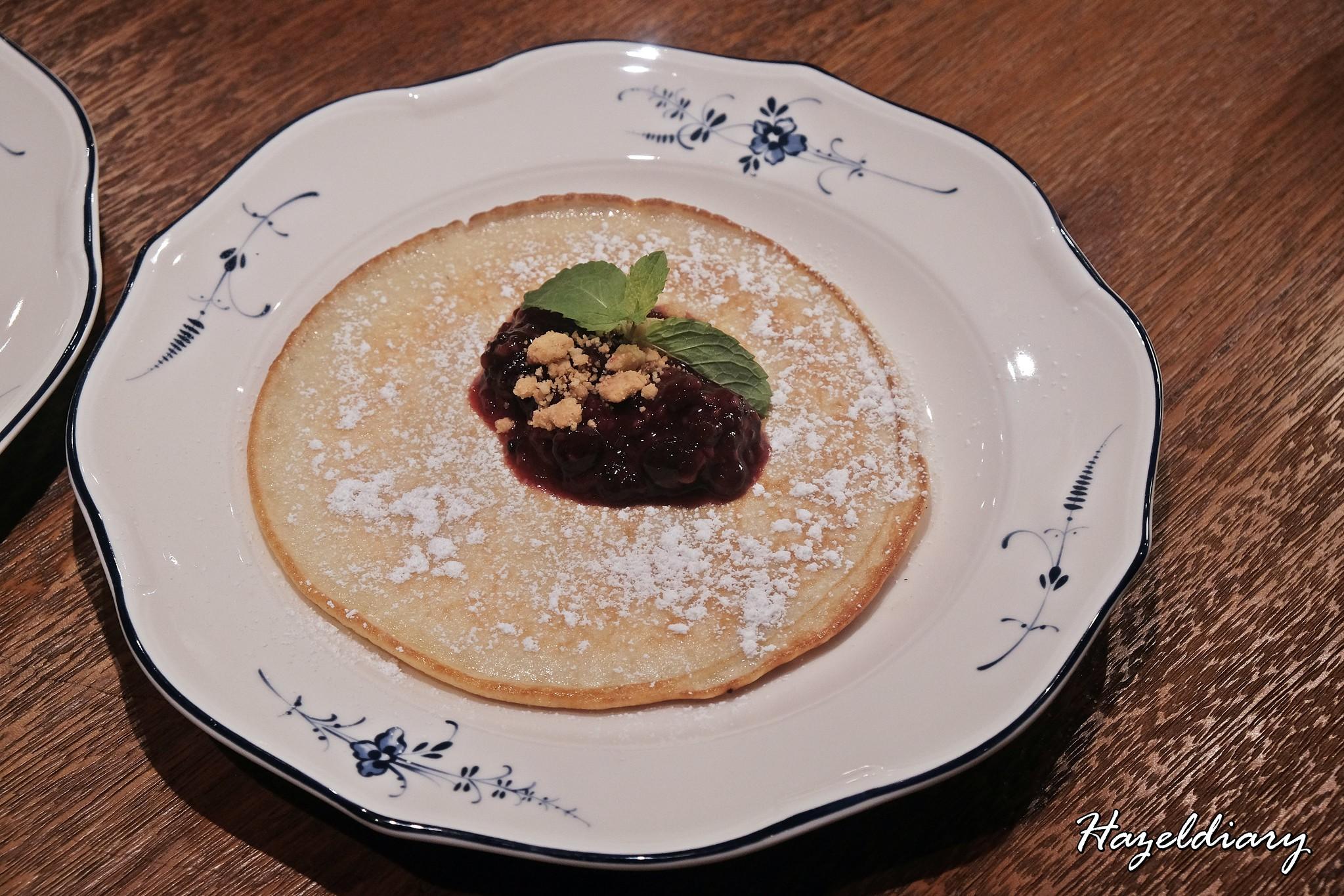 Frieda Restaurant and Bar-German Pancake