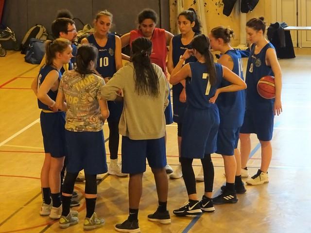 Basket à Maurice Arnoux - 19 mai 2019