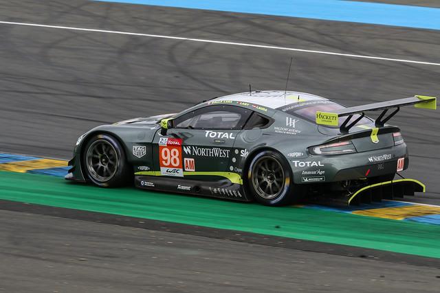 #98 Aston Martin Racing