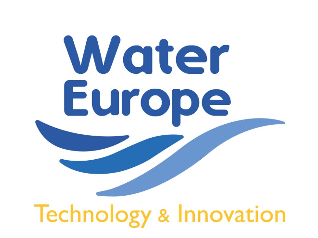 Water Europe logo
