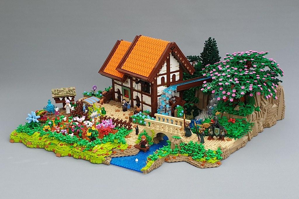 Miller's Garden