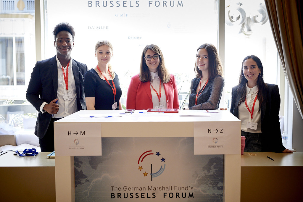 Brussels Forum 2019: Behind the Scenes