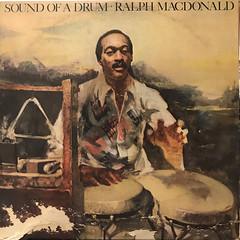 RALPH MACDONALD:SOUND OF A DRUM(JACKET A)