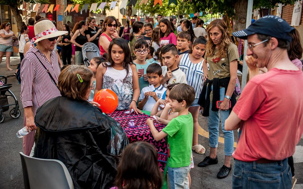 Asecal, actividades de calle, barrio Vidal (15)