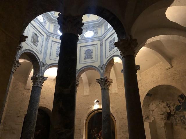 Baptisterio de la catedral de Aix-en-Provence