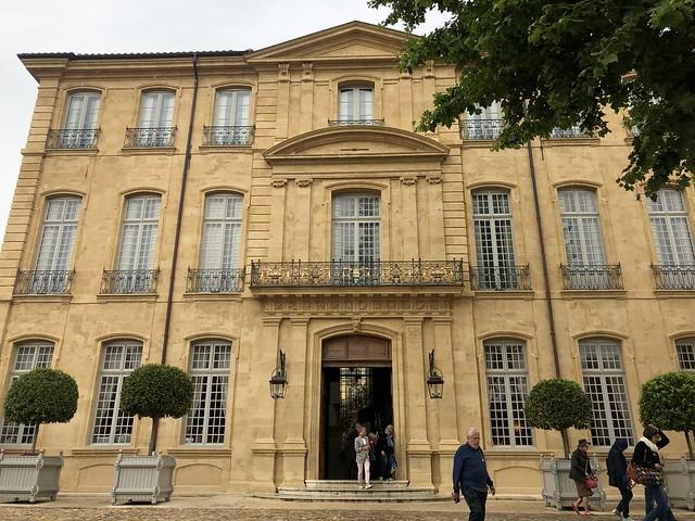 Hotel de Caumont (Aix-en-Provence, Francia)