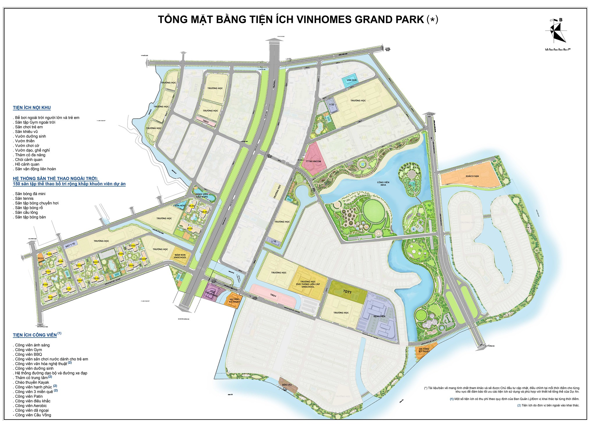 Phối cảnh dự án Vinhomes Grand Park Quận 9 1