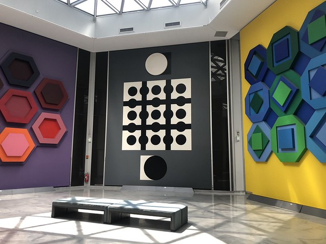 Fundación Vasarely (Aix-en-Provence, Francia)