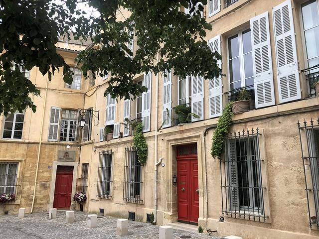 Aix-en-Provence (Provenza, Francia)