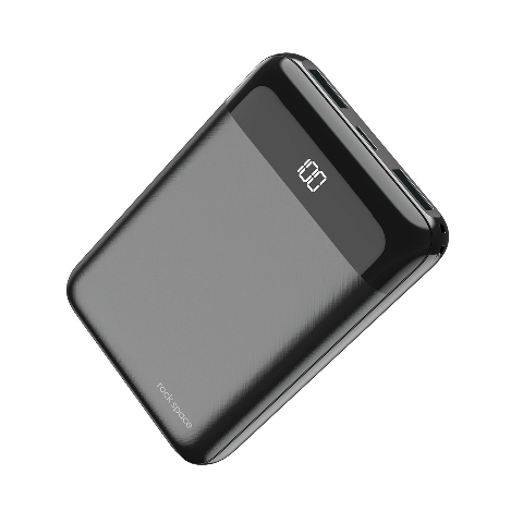 Rock Space  P66 Powerbank (Black)
