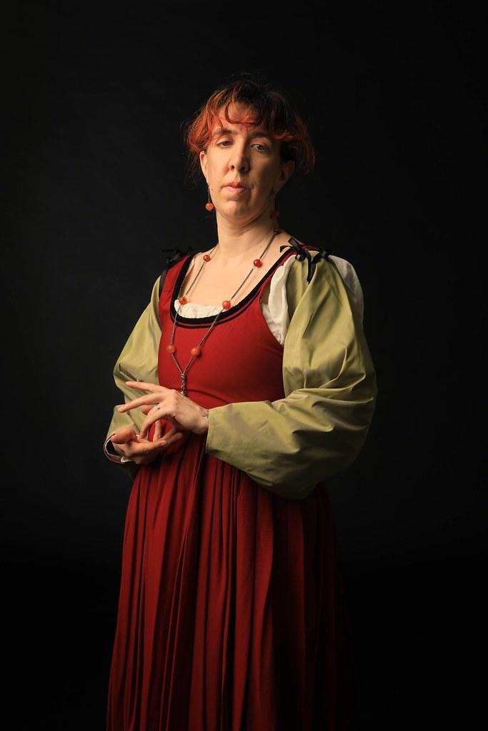 Robe Renaissance florentine
