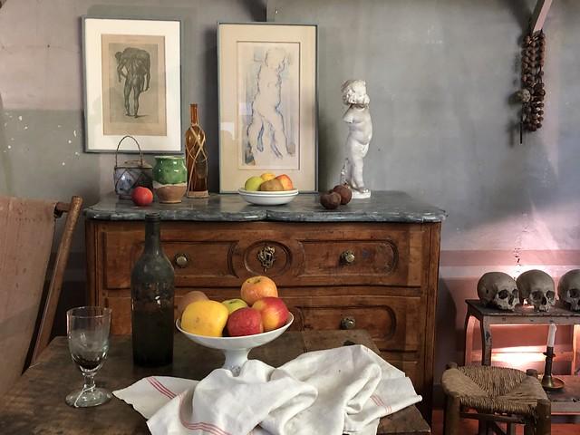 Taller de Cézanne en Aix-en-Provence (Francia)